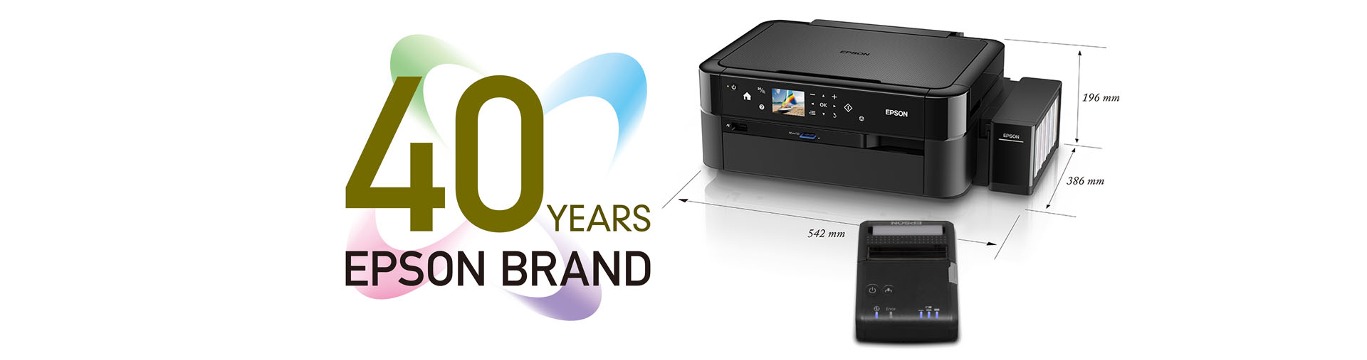 eed4ad90 Epson secures no. 1 spot in 4 categories, marks 40th year