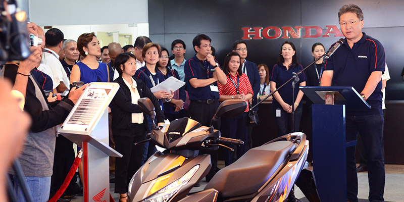 One Honda Road Safety program