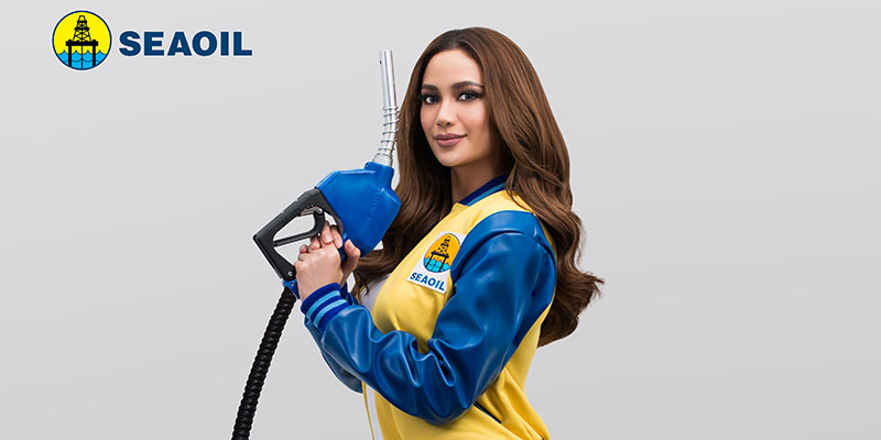 Seaoil fuel blind test Arci Munoz