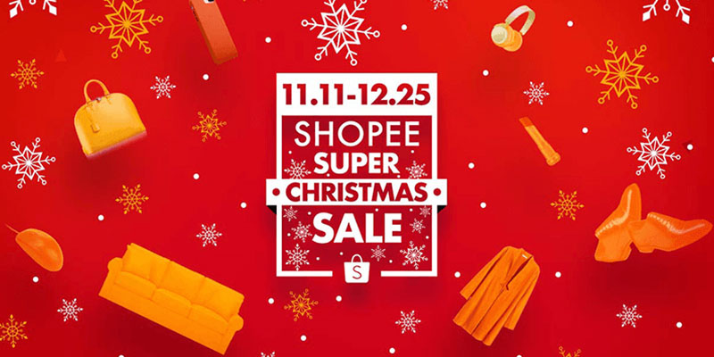Shopee Christmas Sale