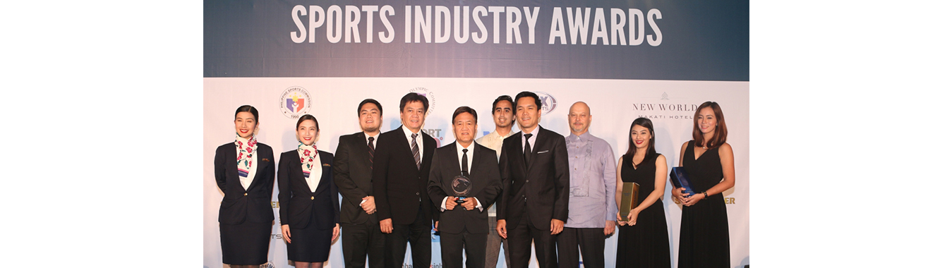 Toby's Sports wins in Asia Sports Industry Awards - Speed Magazine