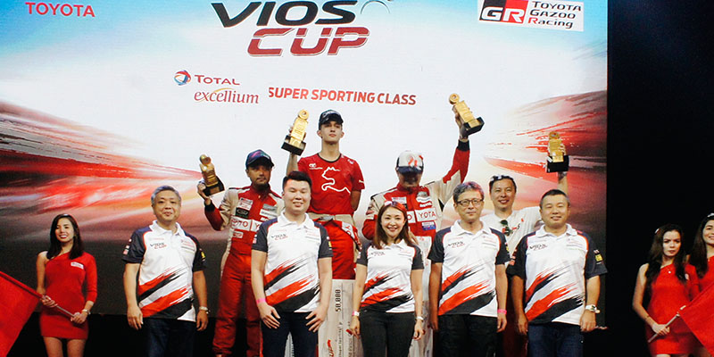 Toyota Vios Cup 2017