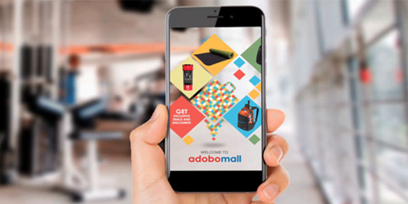 adobomall online shop launch