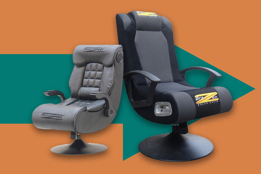 Brazen gaming Chair a