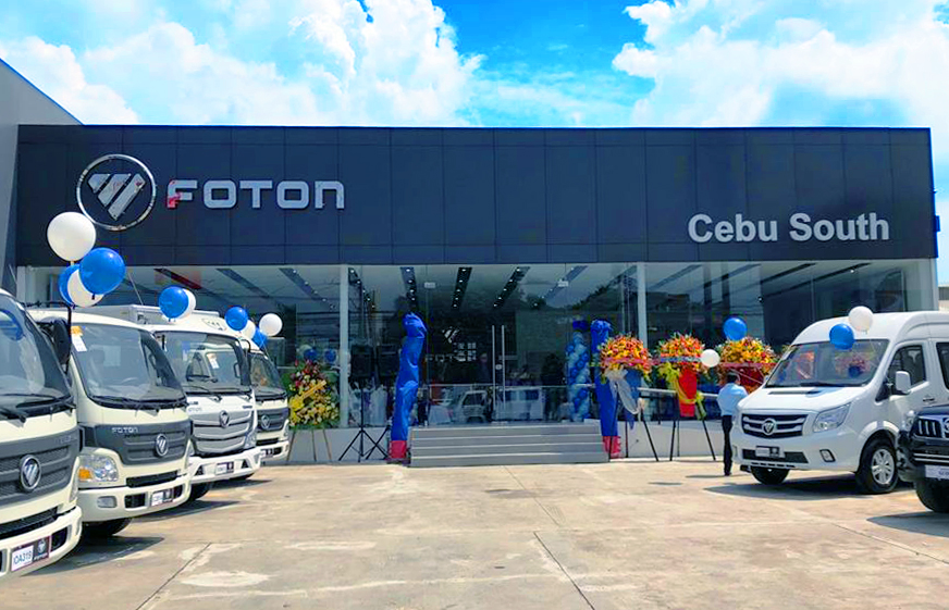 Foton Philippines Dealership Cebu (4)