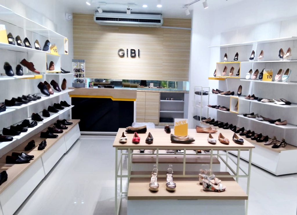 Gibi Shoes Ayala Cebu