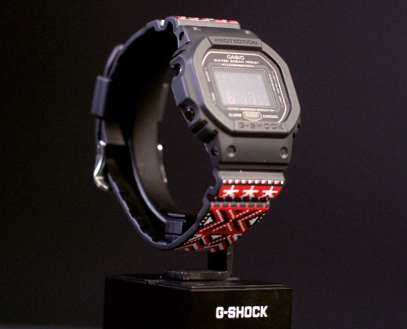 ae41286586ee Wear your Pinoy pride with National G-Shock - Speed Magazine