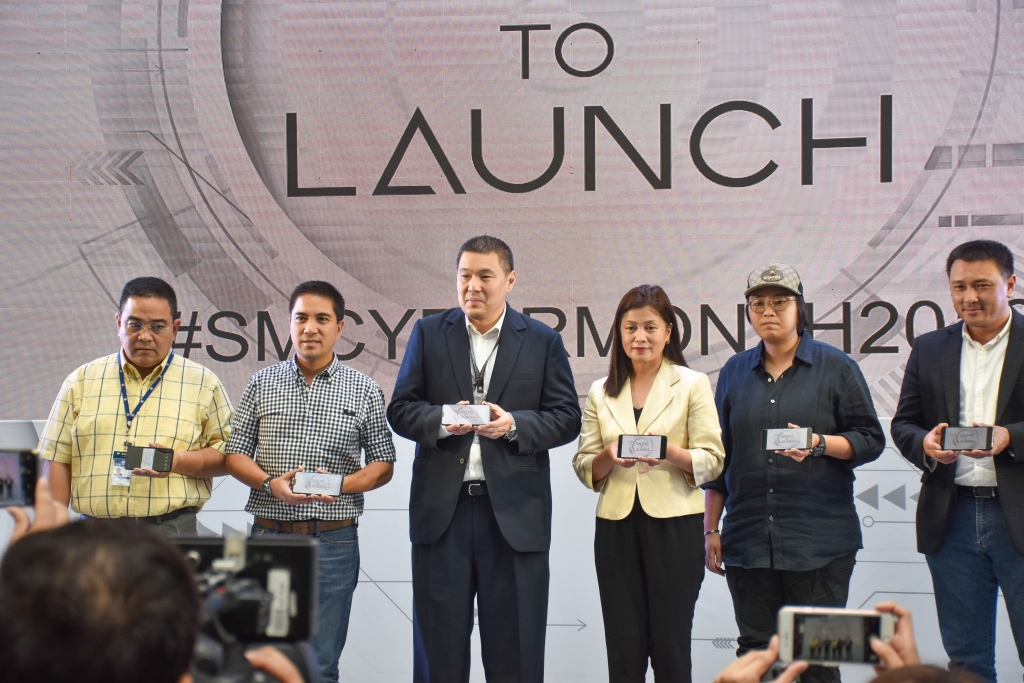 SM Cybermonth 2018 launch a