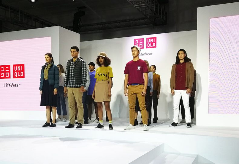 Uniqlo U Fall Winter 2018 a