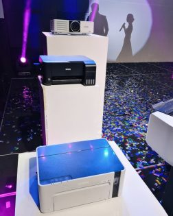Epson PH celebrates 20 years, introduces new printers and projectors