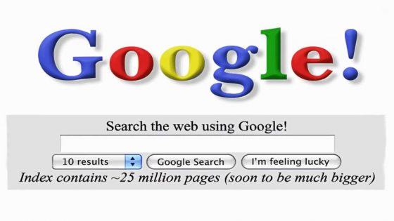 Google celebrates 20th year with special Doodle - Speed Magazine