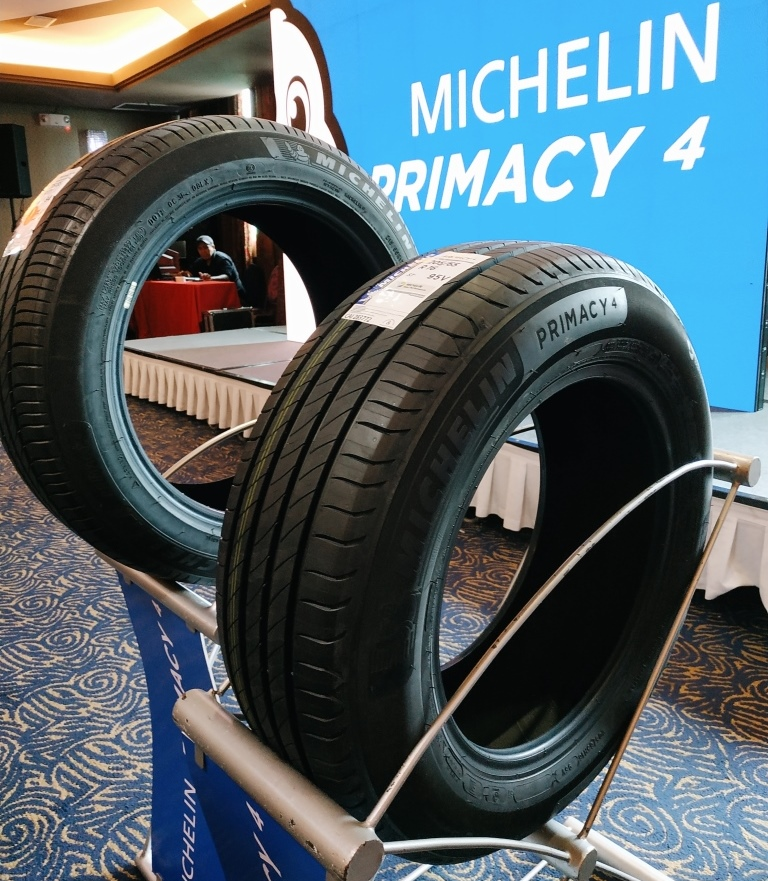 michelin primacy 4 is the new star tire of the road. Black Bedroom Furniture Sets. Home Design Ideas
