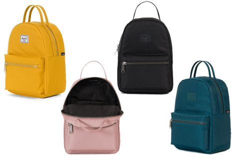 6b5b870000f6 Let s start with the Nova women s mini backpack. For adventurous weekends  in the city