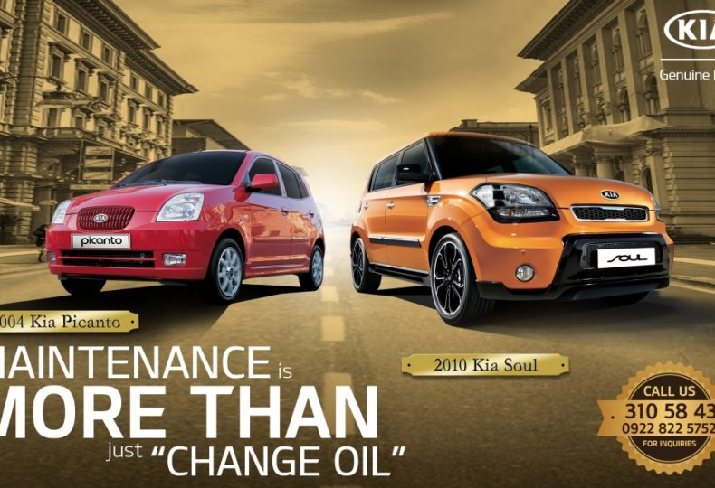 Kia Genuine Parts