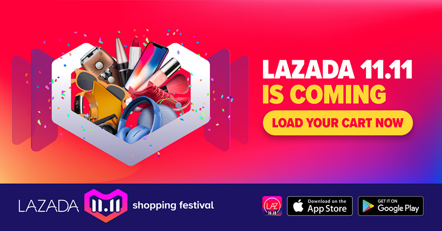 Lazada 11.11 Check out some of the electronics and gadgets deals that will be up for grabs on Lazada's 11.11 Shopping Festival!