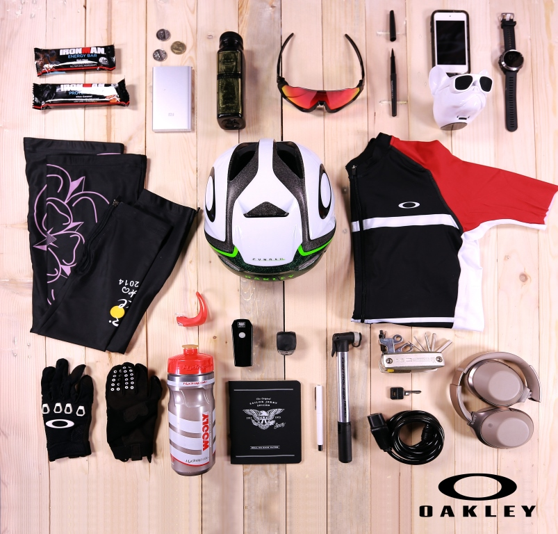 oakley ARO series future of cycling