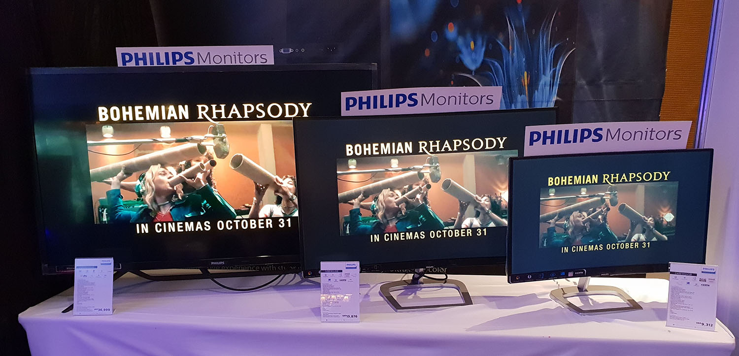 philips monitors bohemian rhapsody speed magazine