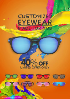 2a880a4856 Get up to 40% off discounts on different limited edition Oakley eyewear  models like Holbrook