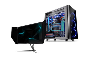 Taiwan Excellence Gaming Rig