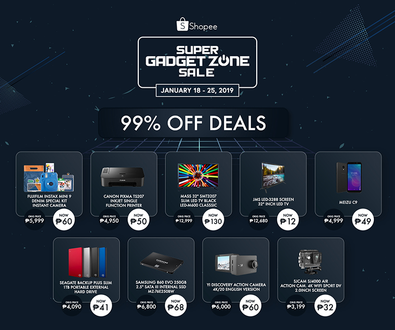 Super Gadget Zone Sale