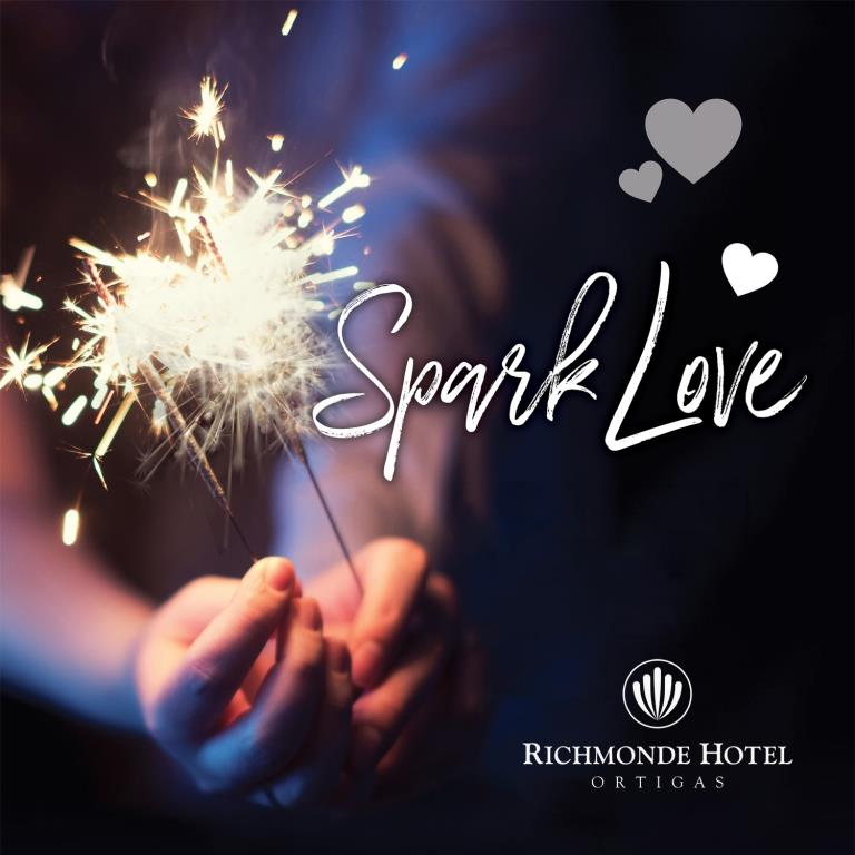 Richmonde Hotel Ortigas Valentine;s Day
