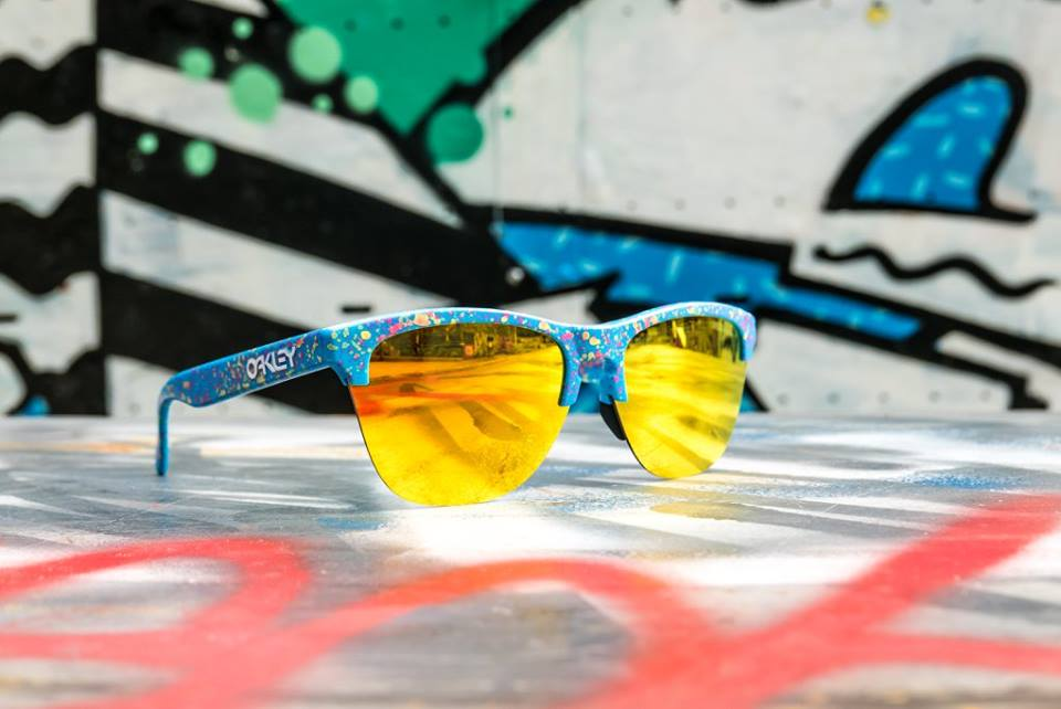 a586af52ab 3 reasons to get Oakley Splatter shades this summer - Speed Magazine