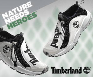 Timberland Nature Needs Heroes