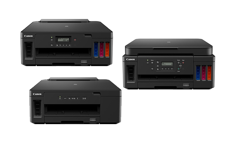 Canon Pixma Ink Efficient G Series