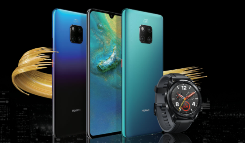 Huawei Mate 20 Pro Smart Signature