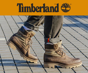 Timberland August 2019