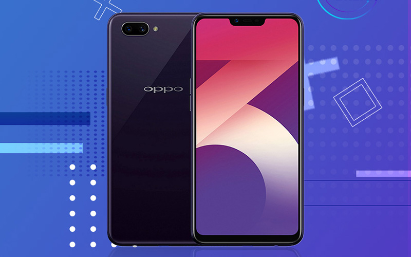 Speed Break OPPO A3s