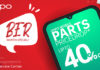 Oppo service parts
