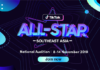 tiktok all-star challenge