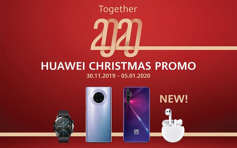 Huawei Christmas 2020 Huawei launches Together 2020 Christmas promo   Speed Magazine