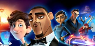 Spies in Disguise AOC