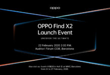 OPPO Find X2 launch