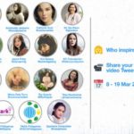 Twitter celebrates #IWD2021 with #SheInspiresMe campaign